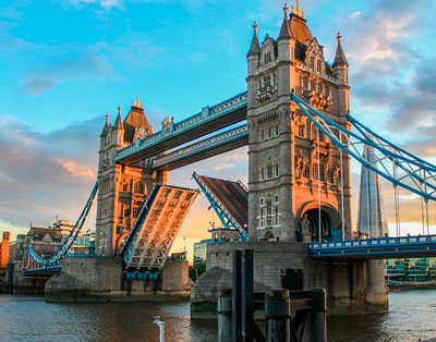 Puente de Londres / Tower Bridge