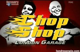 Chop Shop London Garage
