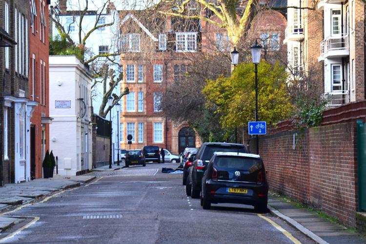 Calle de Logan Place